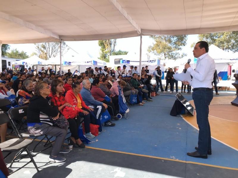 Clausuran Jornadas Comunitarias en Tu Calle