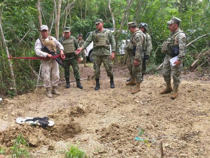 Clausuran más de 50 tomas clandestinas sobre poliducto Tuxpan-Azcapotzalco