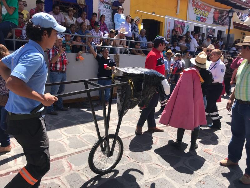 Clausuran Plaza de Toros de Xico