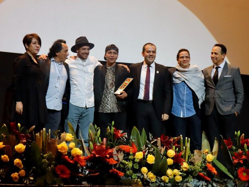 Clausuran primer Festival Internacional de Cine
