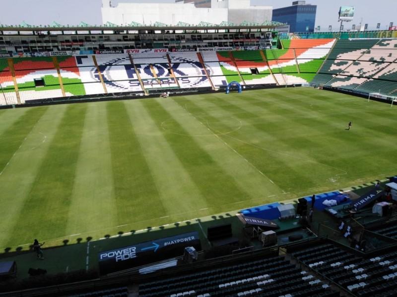 Club León se muda a Aguascalientes