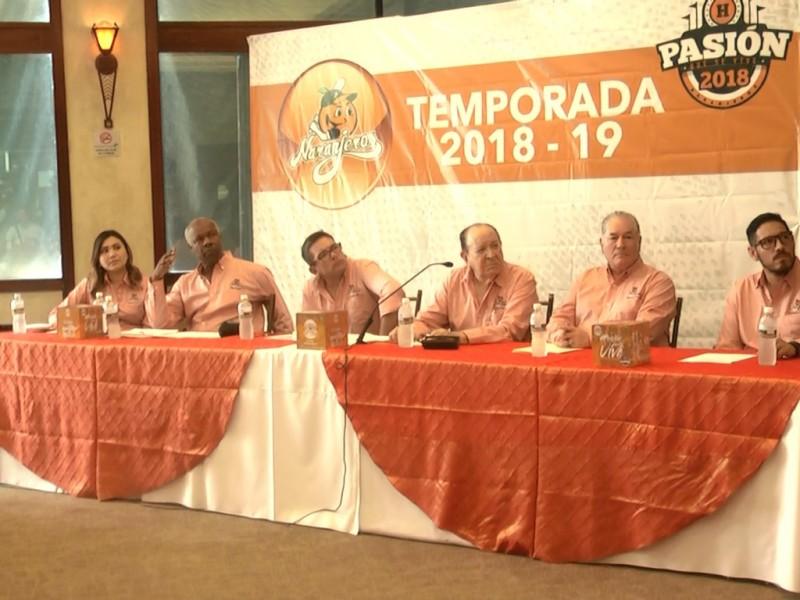 Club Naranjeros anuncia que ganarán este año