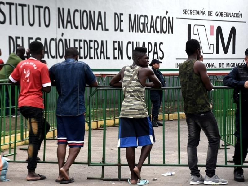 CNDH emite recomendación al INM por muerte de 2 migrantes