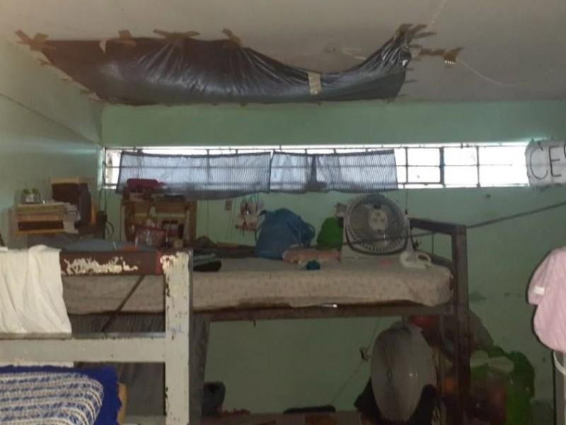 CNDH emite recomendaciones por malas condiciones en penal de Tapachula