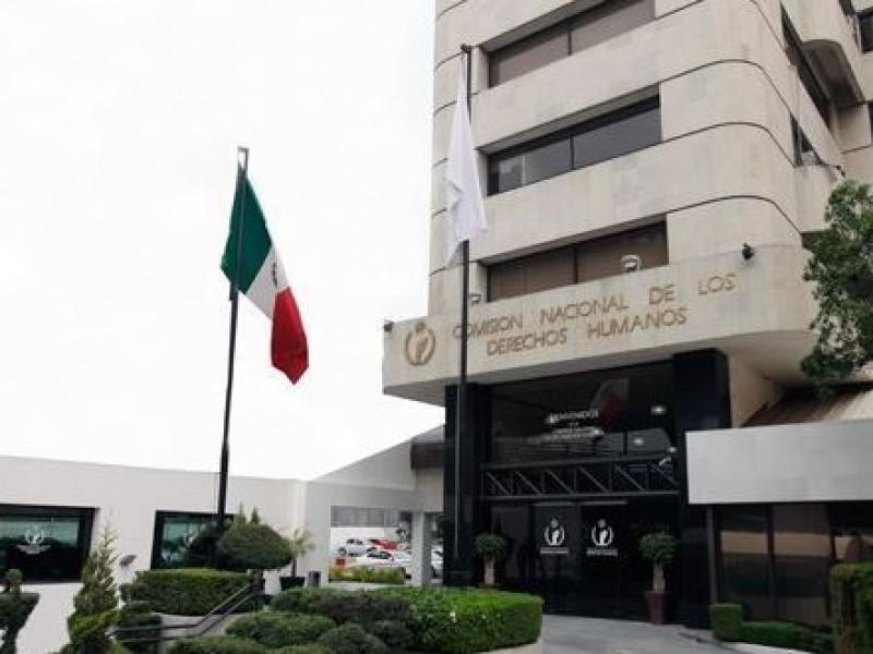 CNDH muestra apoyo a victimas de explosión