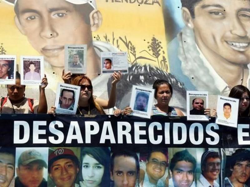 CNDH realiza búsqueda con Los Otros Desaparecidos