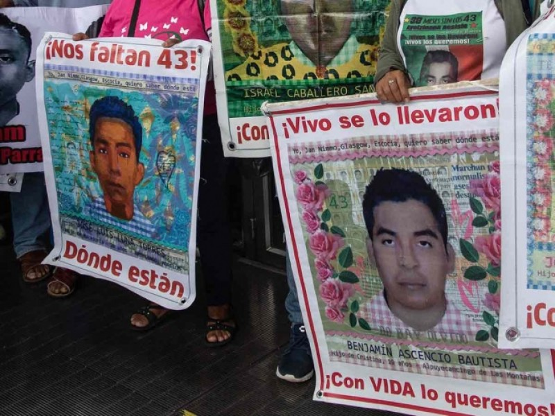 CNDH retoma caso Ayotzinapa con 6 denuncias