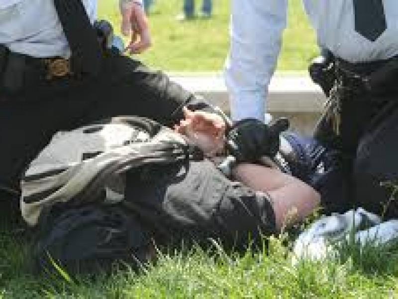 CNDH se proclama por retención ilegal de policías