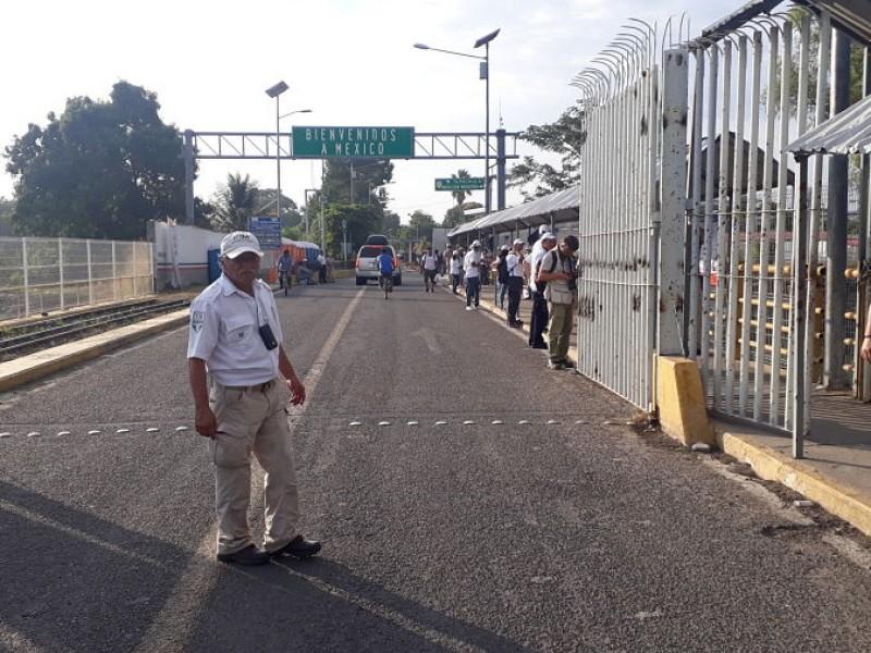 CNDH solicita implementación de medidas cautelares en la frontera sur