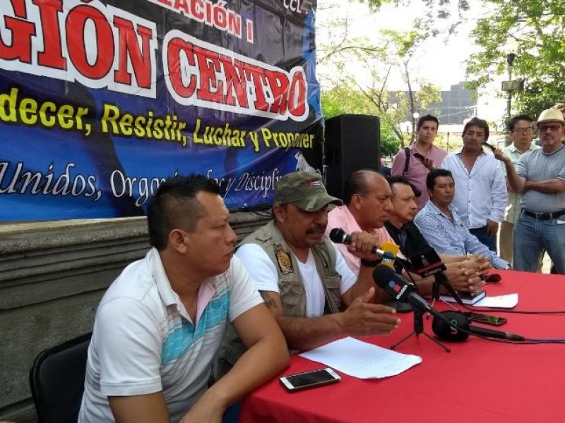 CNTE anuncia movilizaciones en Chiapas