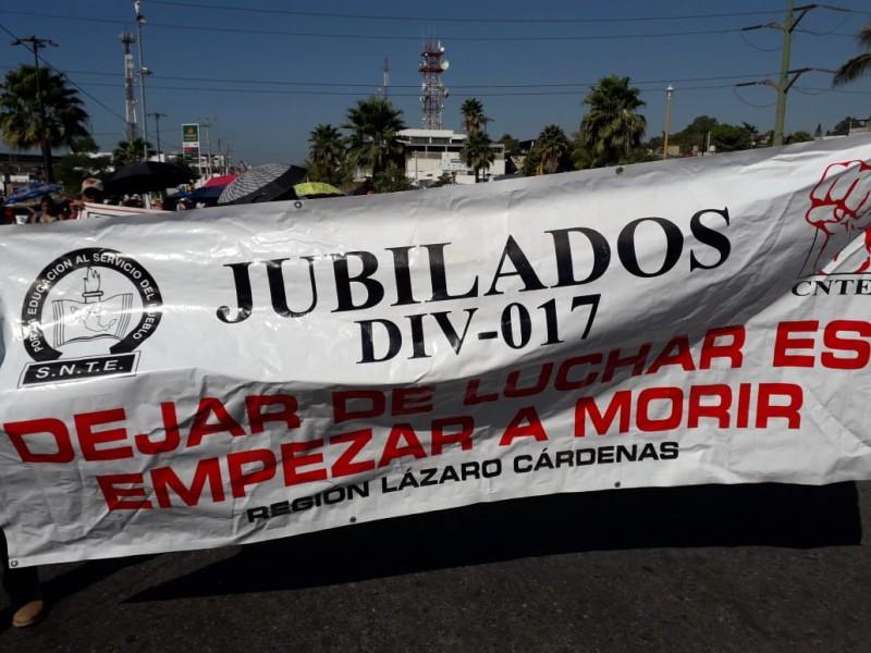 CNTE comparecerá ante FGR por bloqueos en LC