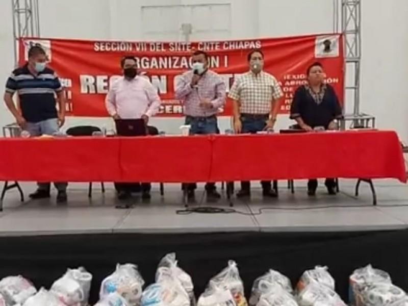 CNTE cumple 41 años de organización gremial