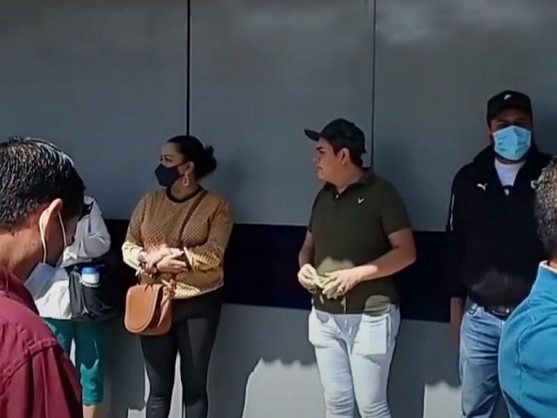 CNTE demanda a las autoridades estatales por falta de pagos