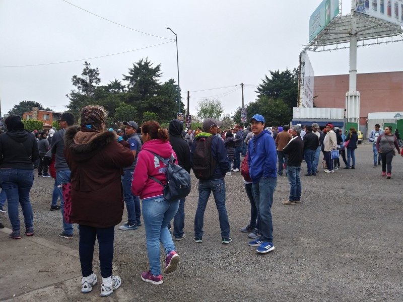 CNTE emprende bloqueos en salidas de Morelia