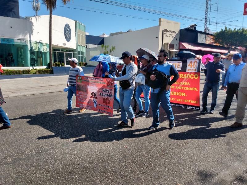 CNTE iniciará jornada de lucha en la Ciudad de México