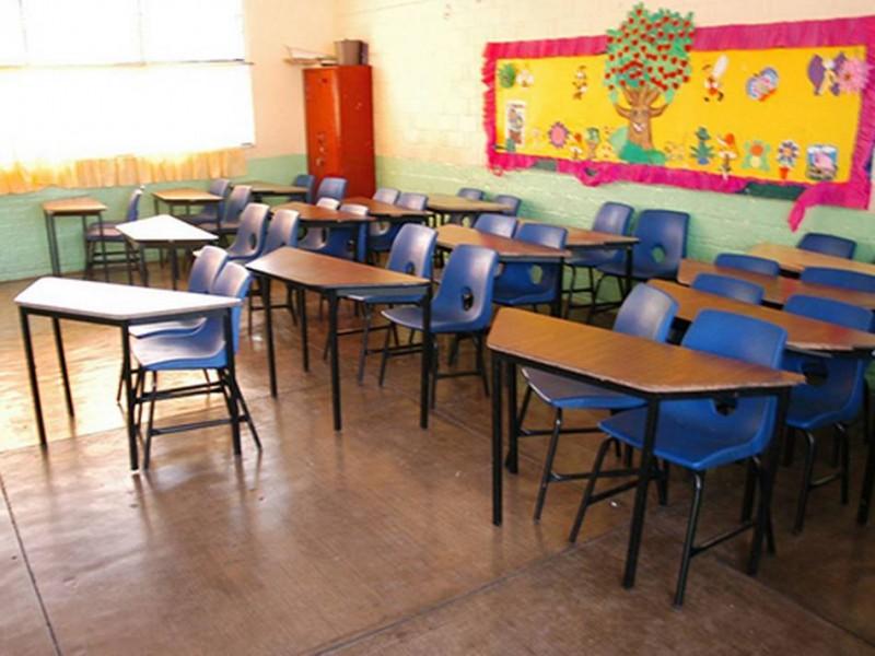 CNTE no ve viable regreso a clases en junio