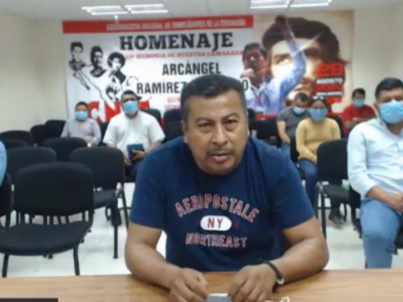 CNTE romperá diálogo con la federación