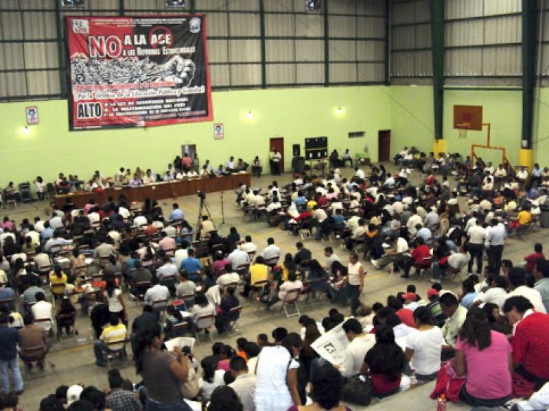 CNTE se reserva acatar medidas de suspensión de clases