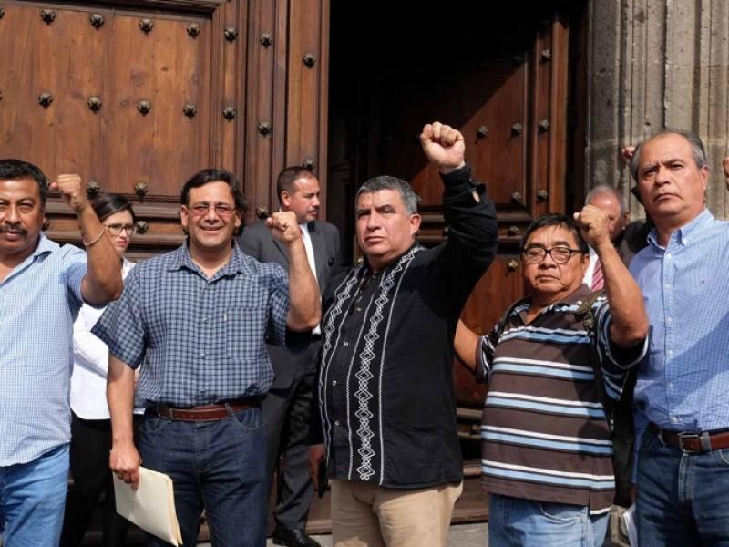 CNTE sigue consiguiendo acuerdos con AMLO
