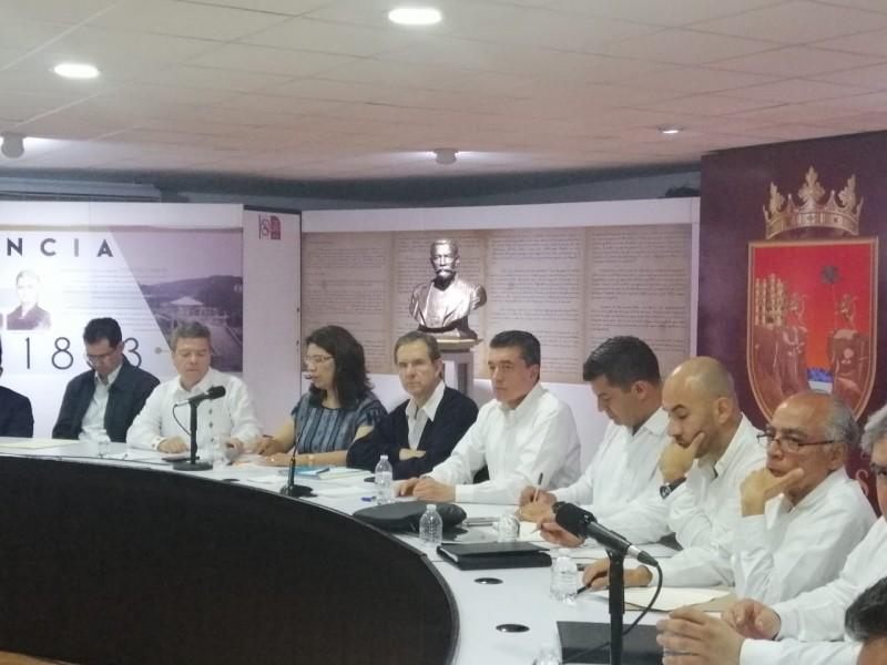 CNTE sostiene reunión con Gobierno Federal