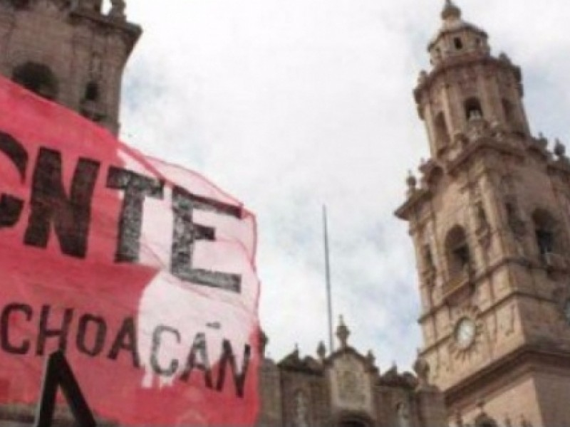 CNTE Y SNTE no regresarán a clases presenciales en Michoacán