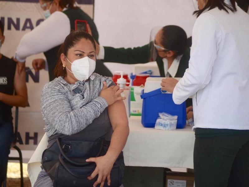Coahuila concluye primera etapa de vacunación contra Covid-19