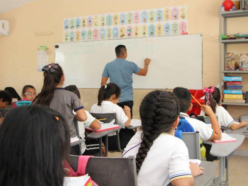 Coahuila insiste en comenzar proceso de reapertura de escuelas