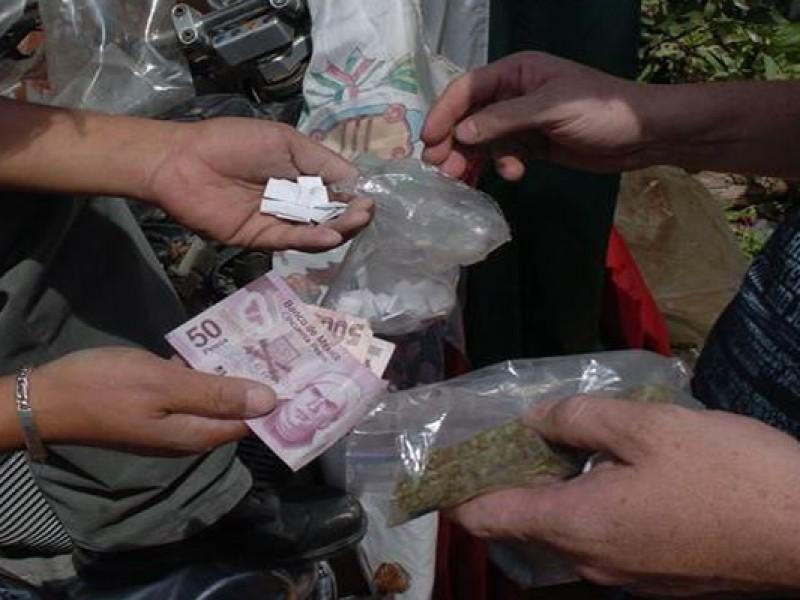 Coahuila primer lugar en detenciones por narcomenudeo