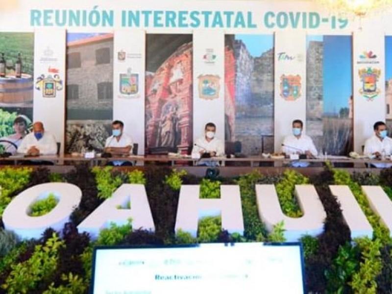 Coahuila rebasa los 900 contagios de Covid-19