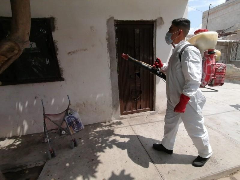 Coahuila registra cifra más baja de contagios desde junio
