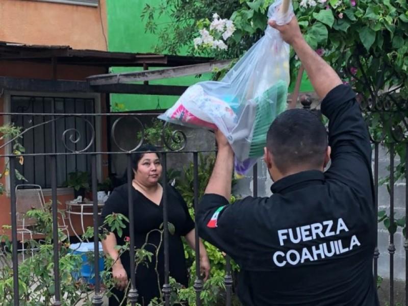 Coahuila sin daños tras el paso de