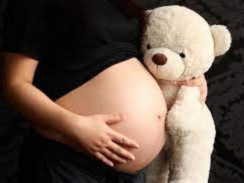 Coahuila: top 4 en embarazo infantil