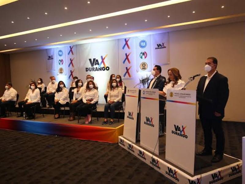 Coalición Va X Durango no elimina sentido de pertenencia