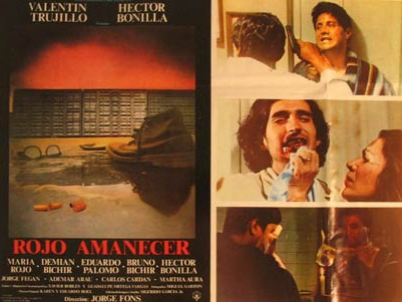 """Coautor de """"Rojo amanecer"""", recibe homenaje"""