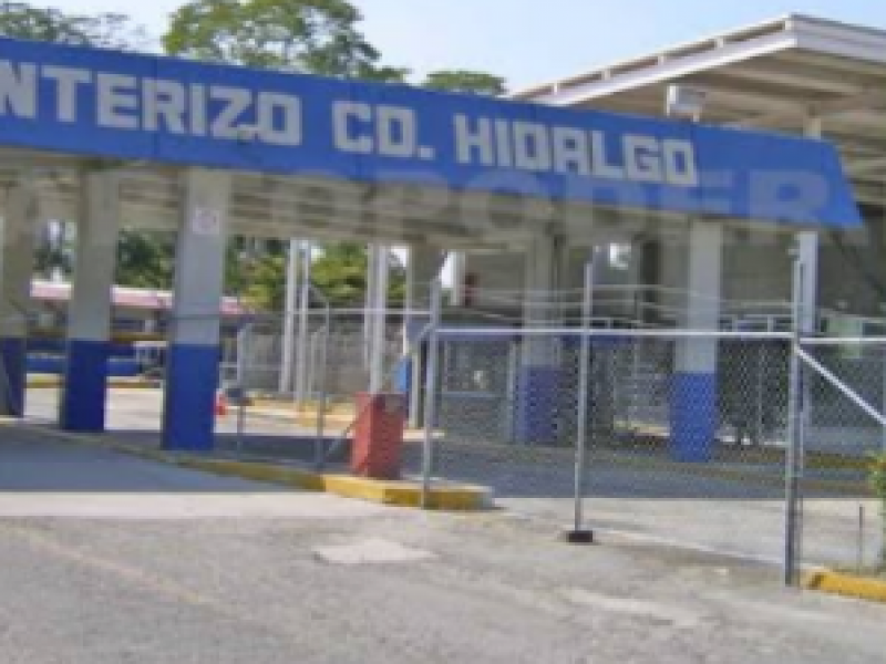 Cobro de internación vehicular afecta economía en frontera de Chiapas