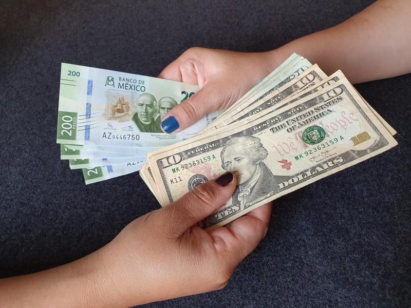 Cobró por envió de remesas disminuyó en México 1.58 dólares
