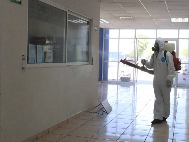 Empresas deberán cumplir con los lineamientos de sanitización, COFEPRIS