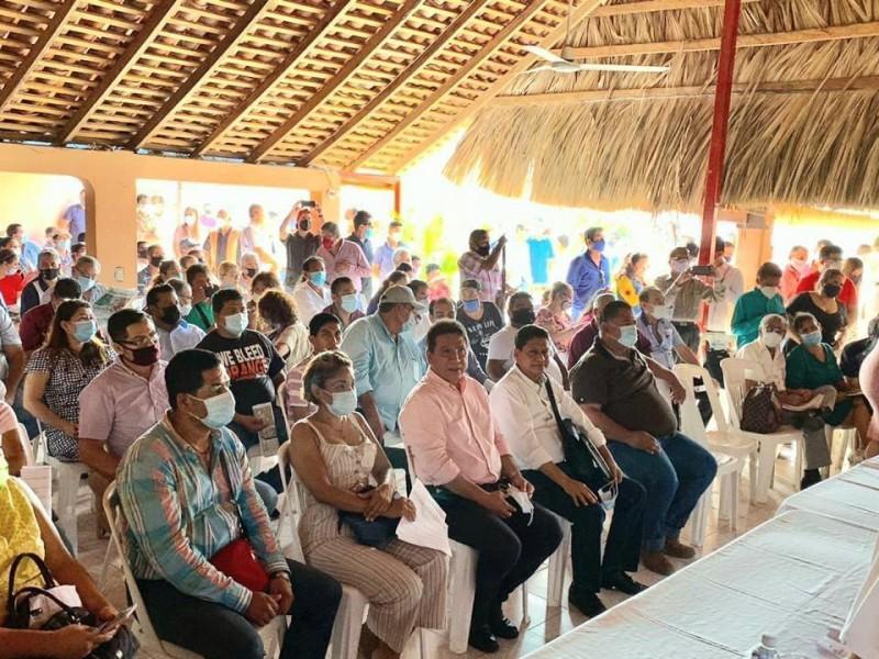 Cofepris vigilará que se respeten medidas sanitarias en eventos políticos