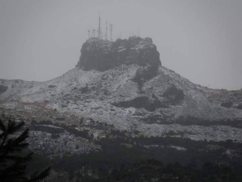 Cofre de Perote y Pico de Orizaba cerrados por FF26