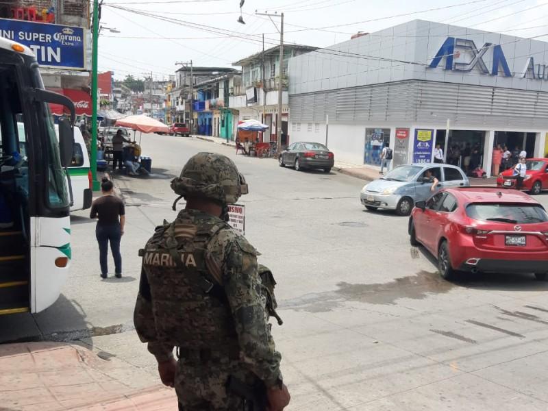Colapsa sector hoteleros por operativos en Frontera Sur