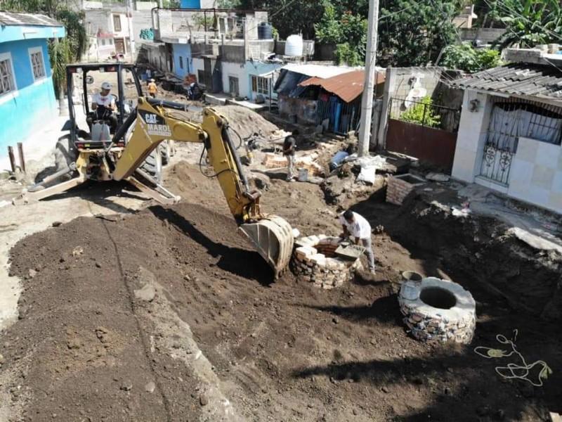 Colapsada la infraestructura pluvial y sanitaria de Tepic
