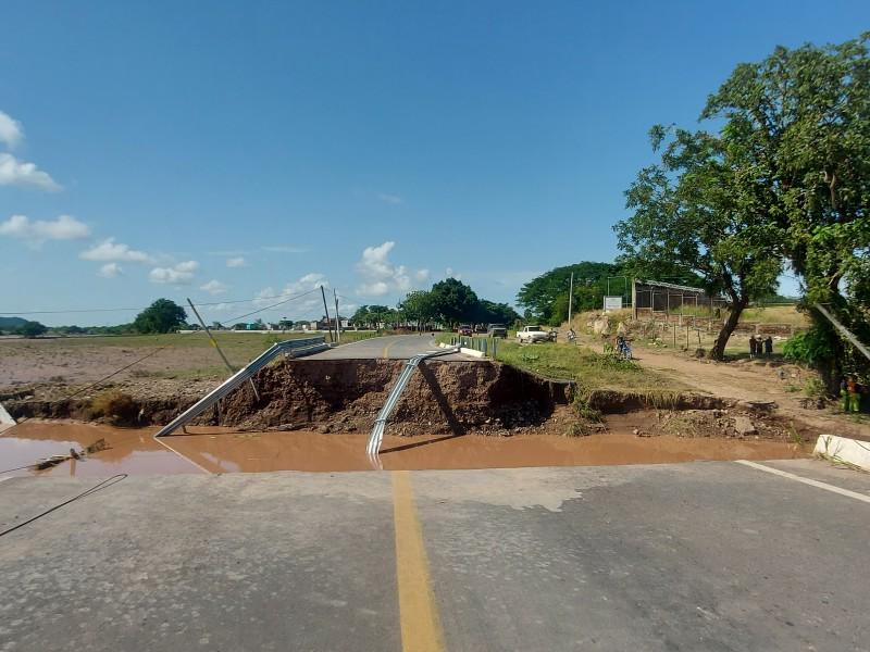 Colapso de puente Tuxpan-Peñas fue premeditado