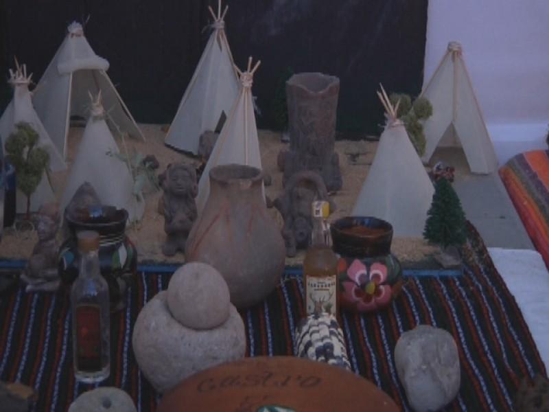 Colectan apoyos para comunidades indígenas asentadas en Nogales
