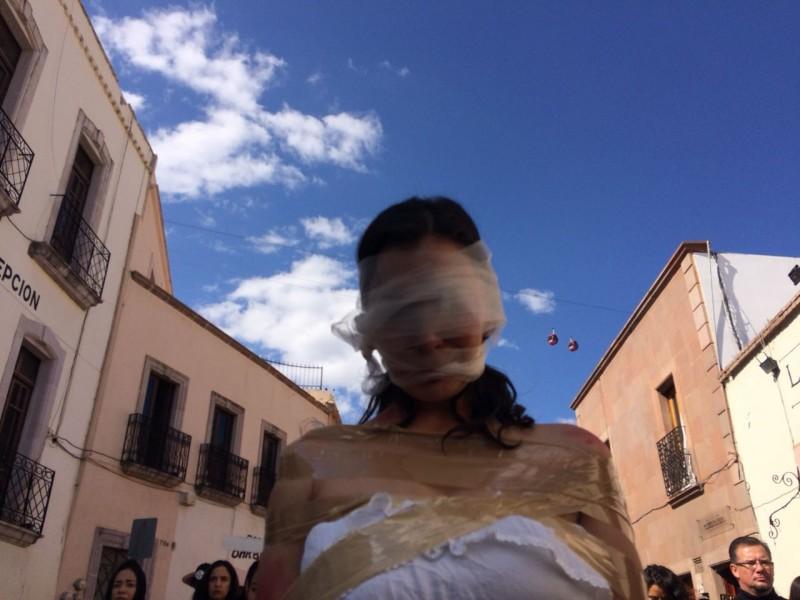 Colectivo artístico exige alto a la violencia