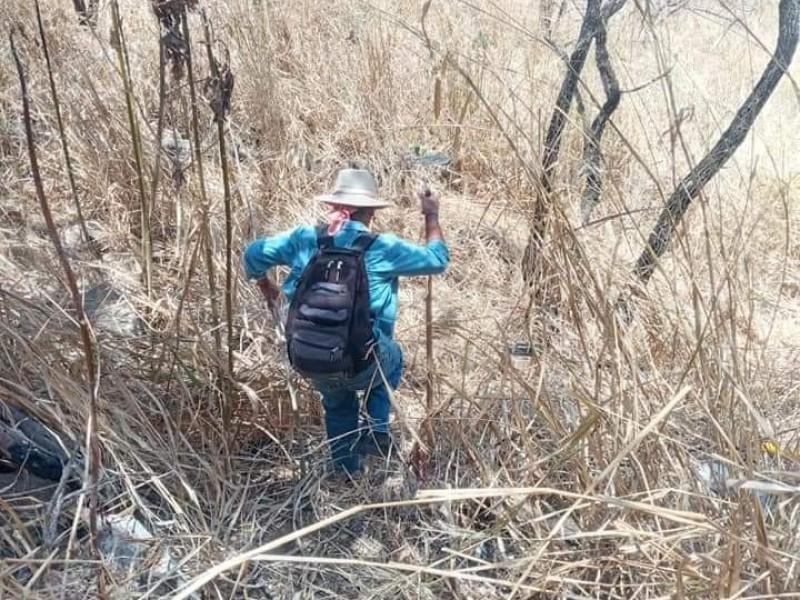 Colectivo Familias Unidas por Nayarit localiza fosa clandestina