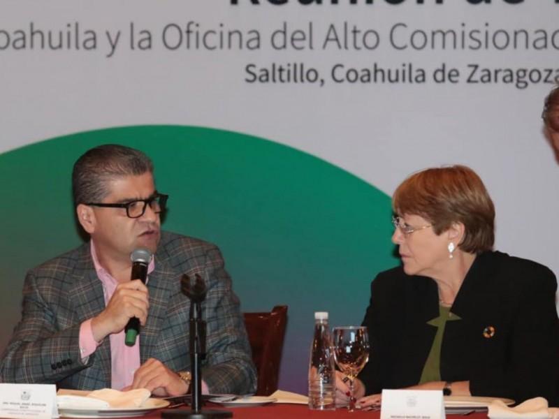 Colectivos de desaparecidos claman ayuda a Michelle Bachelet