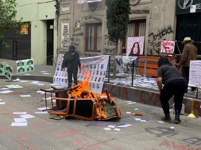 Colectivos quieren convertir CNDH en refugio para víctimas