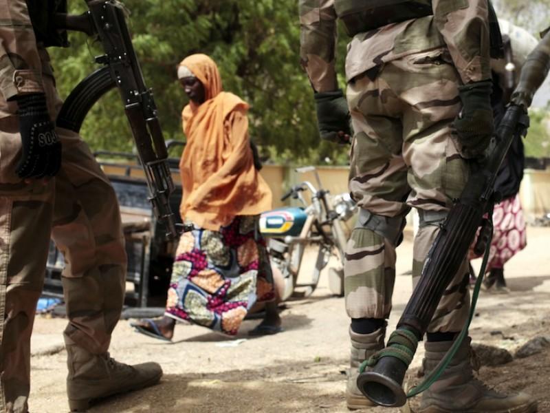 Colegiala secuestrada por Boko Haram suplica liberación