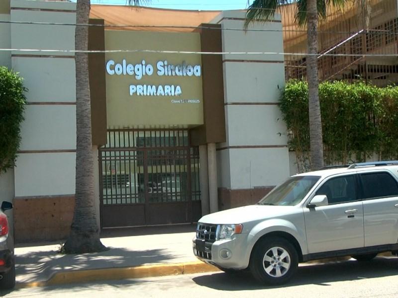 Colegio Sinaloa abrirá sus puertas como Centro Comunitario de Aprendizaje
