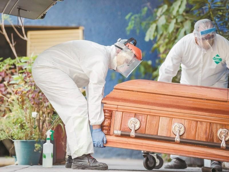 Colima, a un caso de 2 mil muertes Covid-19